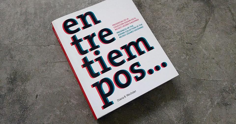 Entre tiempos... / Libro